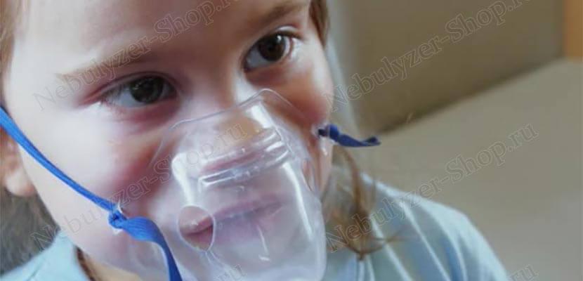 аминокапроновая кислота ингаляции детям