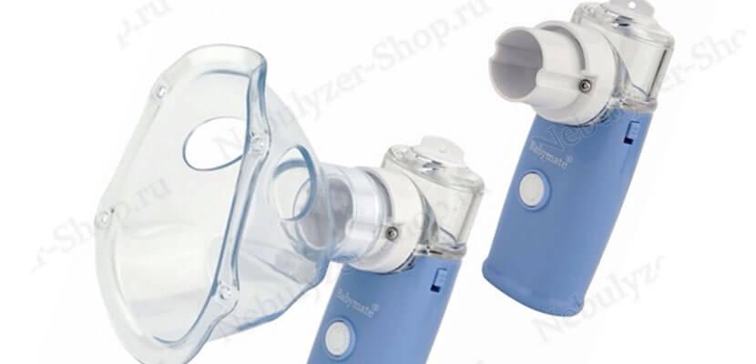 Небулайзер при отеке носа
