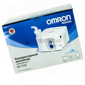 OMRON Comp AIR C900 Pro-6